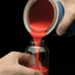 Preval Sprayer újratölthető spray üveg tartállyal