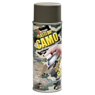 Plasti Dip spray - Camo zöld 311 g