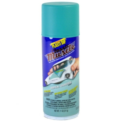 Plasti Dip spray Classic Muscle színek - Tropical Turquoise 311 g