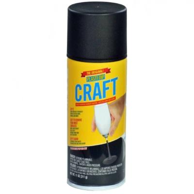 Plasti Dip spray Craft Colors - Midnight Black 311 g