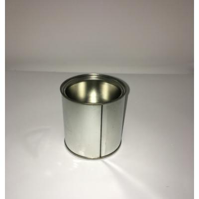 Festékes fémdoboz - 250 ml