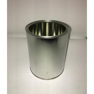 Festékes fémdoboz - 1 liter