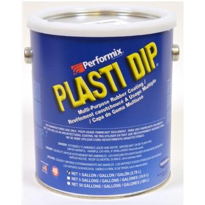 Plasti Dip folyékony gumi 3,78 liter fekete - sűrű