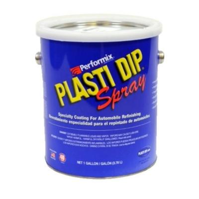 Plasti Dip folyékony gumi 3,78 liter fekete - hígított