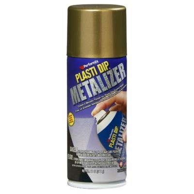 Plasti Dip spray - Metál effekt  Bright gold 311 g