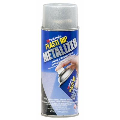 Plasti Dip spray - Metál effekt Bright aluminium 311 g