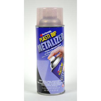 Plasti Dip spray - Metál effekt piros 311 g