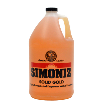Simoniz Solid Gold ipari tisztítószer koncentrátum - Plasti Dip eltávolító - 3,78 liter